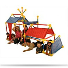 On Sale114 Piece Super Fort Kit