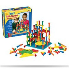 On SaleTall Stacker Pegs Building Set