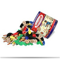 Tinker Toy 250PIECE Ultra Construction
