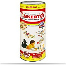 On SaleTinkertoy Classic Jumbo Set