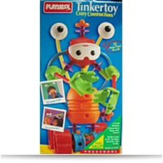 Buy Tinkertoy Crazy Constructions