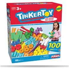 On SaleTinkertoy Essentials 100 Piece Value