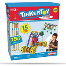 On SaleTinkertoy Super Tink Building Set