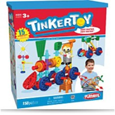 Buy Tinkertoy Transit Building Set