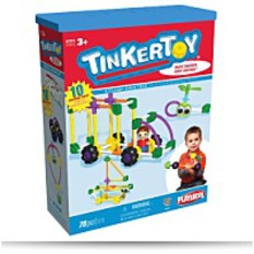 On SaleTinkertoy Vehicles Building Set