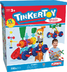 tinkertoy transit building -lightweight plastic pieces