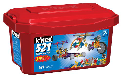 521 Piece Value Tub