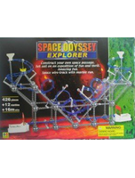 Space Odyssey Explorer Marble Run