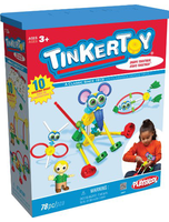 Tinkertoy Animals Building Set
