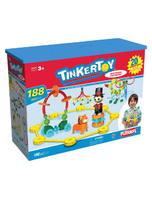 Tinkertoy Big Top Building Set