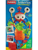 Tinkertoy Crazy Constructions